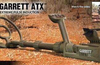 Garrett - ATX Metal Detetector