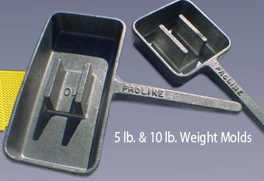 Proline - 5 lb. Weight Mold