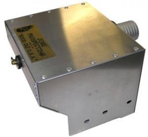 2 1/2 inch Dredge Header Box