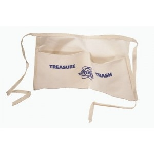 Treasure Hunt Apron - White's