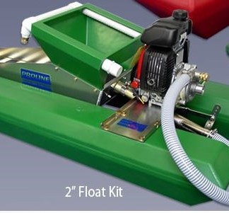 "Proline - Float Kits - 2"" Dredge/Highbanker Combo Accessories"