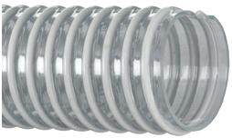 2.5 Inch Suction Dredge Hose Clear (Per Foot)