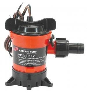 Johnson 500 GPH 12V Pump