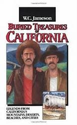 Buried Treasures of California