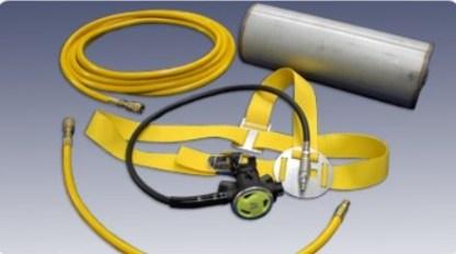 Proline Mining - Heavy Duty Air Breathing Kit