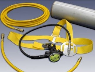 Proline Mining - Heavy Duty Air Breathing Kit