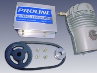 Proline Mining - T-80 Air Compressor Kit