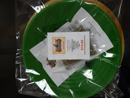 Carolina Prospectors - NC Gold Panning Kit - Guaranteed gold