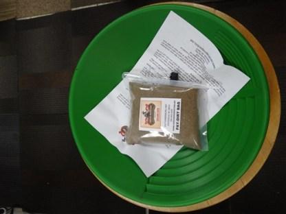 Carolina Prospectors - NC Gold Panning Kit - Guaranteed gold