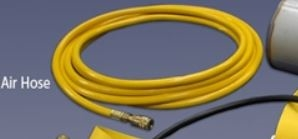 Proline Mining - 30 FT AIR HOSE