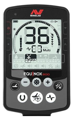 Minelab  - EQUINOX 800