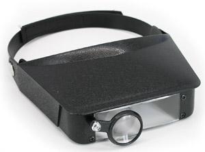 Cap Style Magnifier 1.8x, 2.3x, 3.7x, 4.8x