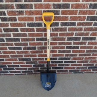 True Temper Shovel - Carolina Digger Round Point W/ Sides