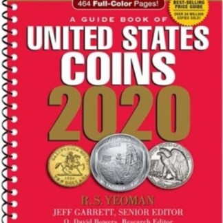 Redbook - A guidebook of United States coins 2020 - 73rd edition