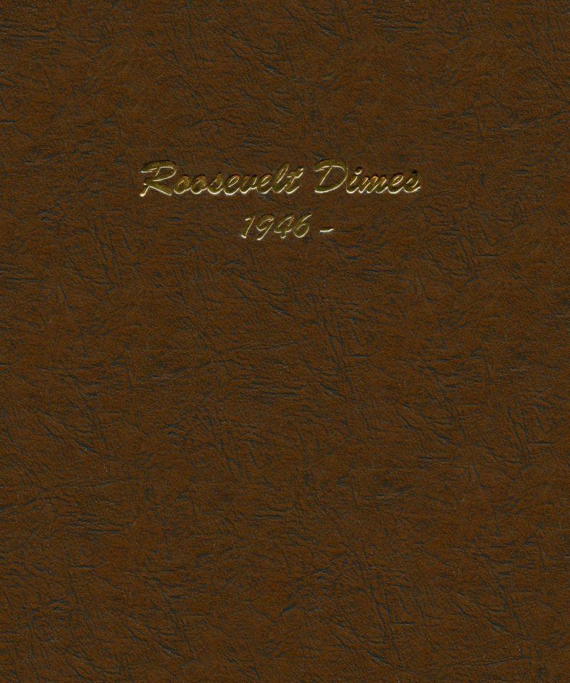 7125 - Dansco Roosevelt Dime 1946-2026P