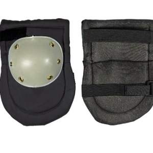 """2pc Knee Pads with Plastic Caps, Size: 6-3/4"""" X 9-3/4, Thickness : 12MM"""
