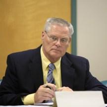 Board Chairman Charles Vines