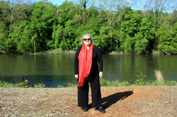 Karen Cragnolin, executive director of Riverlink, has been on the board of the Clean Water Management Trust Fund since it formed in XXXX. Colby Rabon/Carolina Public Press