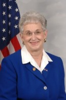 U.S. Rep. Virginia Foxx (R-NC) represents the 5th District, which includes Boone and Watauga County