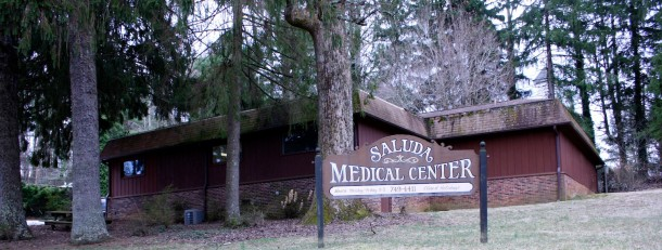 Despite being open for more than 40 years, Saluda Medical Center is struggling to stay afloat. Micah Wilkins/Carolina Public Press