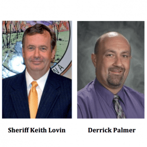 Keith Lovin and Derrick Palmer