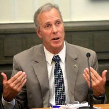 Asheville Vice Mayor Marc Hunt
