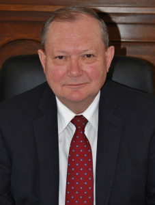 Mark Swanger, chair of the Haywood County Board of Commissioners, has helped lead the board's ongoing push for transparency about its meetings, closed and otherwise. Courtesy Haywood County