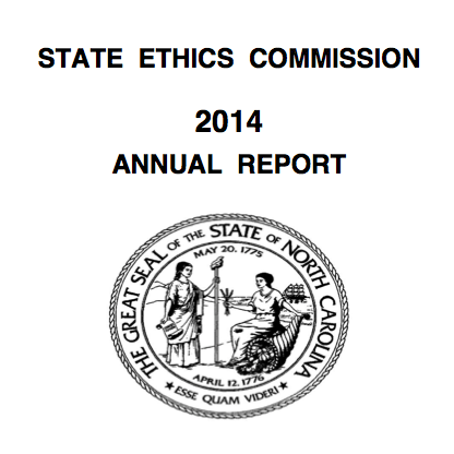 Complaints to NC ethics commission hit record level