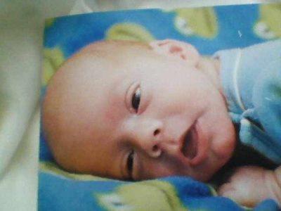 Thadd Addison Boley, age 2 weeks