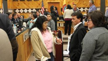 Cherokee tribal council