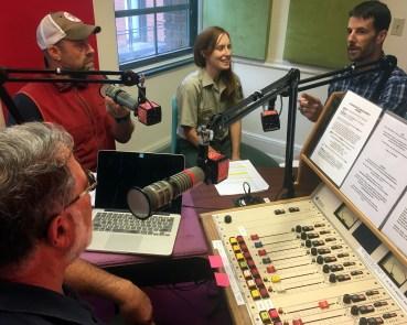The Kicker, a news show from Carolina Public Press