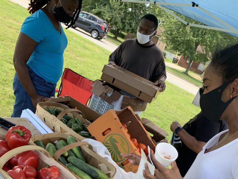 Black Farmer's Market