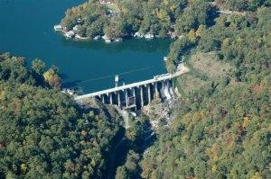 Lake Lure Dam Run 10k