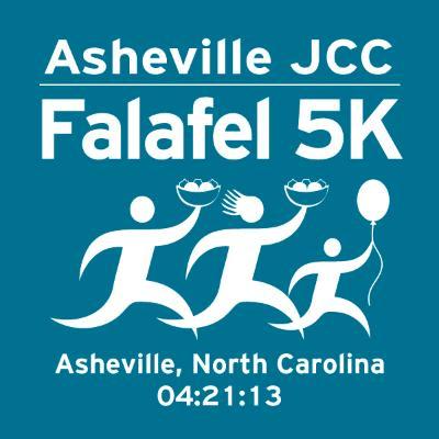 Falafel 5k Logo 2013