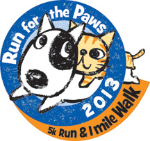 Run for the Paws 5k - Brother Wolf - 2013