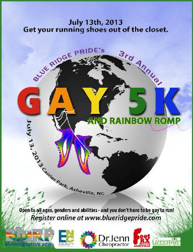 Gay 5k Logo 2013