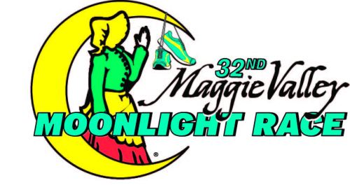 2013 Maggie Valley Moonlight Race Logo