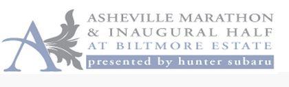 Asheville Biltmore Marathon and Half Marathon Logo