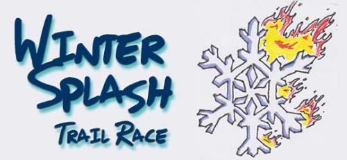 Winter Splash Trail Race Logo