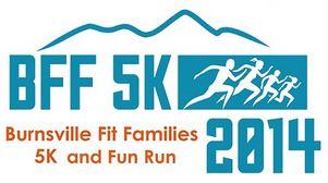 Fit Families 5k Logo
