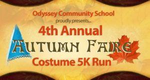 Costume Run 5k