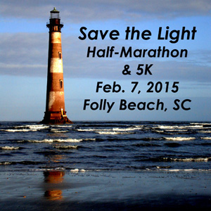 Save the Light Half Marathon and 5k