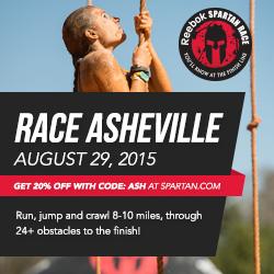 Asheville Reebok Spartan Super Race