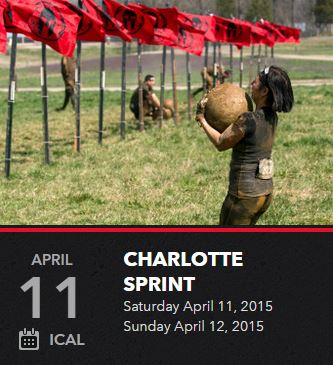 Charlotte April 11 and 12