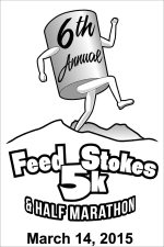 Feed Stokes Half Marathon and 5k