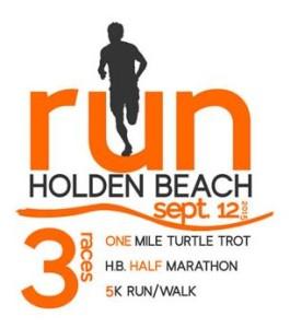 Holden Beach Half Marathon