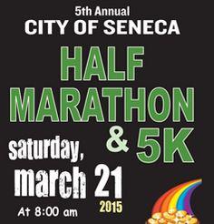 Seneca Half Marathon