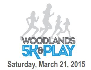 Woodlands 5k and Play