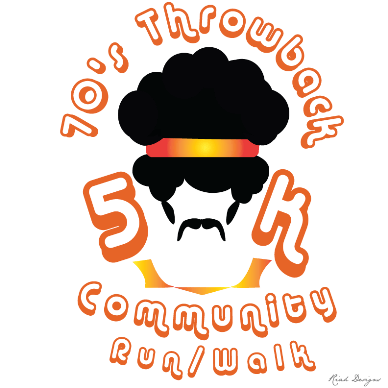 70s Throwback 5k April 11 2015 Dorothea Dix Campus Raleigh NC