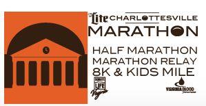 Results of the 2015 Charlottesville Marathon Half Marathon and 8k April 4 2015 Charlottesville VA